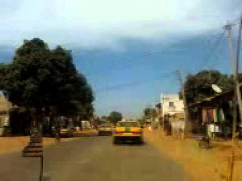 The gambia  / mali / guinea conakry / sierra leone