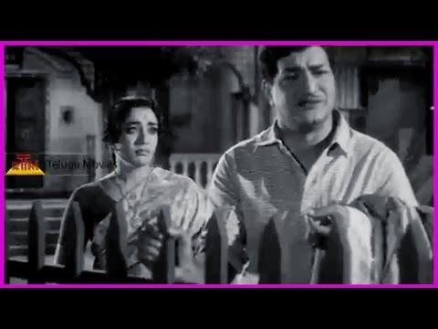 Ramu Telugu Movie Emotional Scene  - Ntr , Jamuna , Pushpalatha video