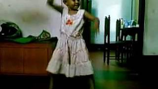 Sweet Bengali Girl Dance