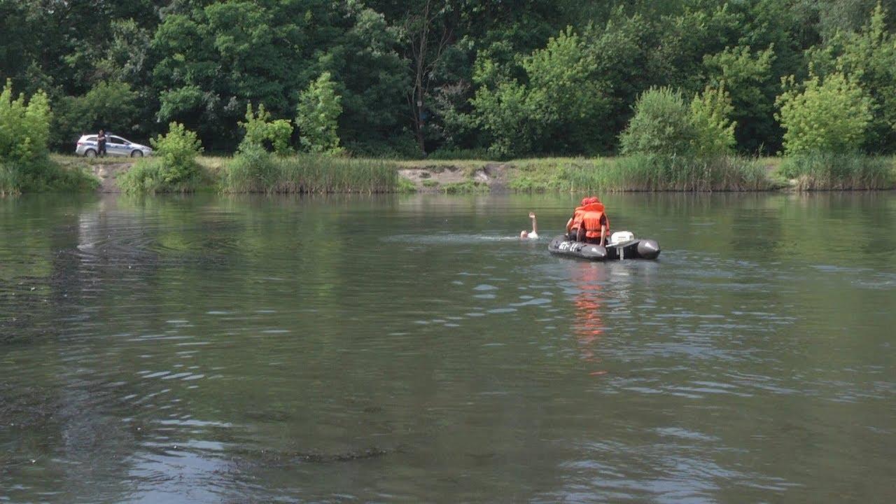 Bezpiecznie nad wodą
