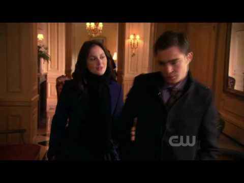 Gossip Girl - Chuck & Blair - 3.17 Inglourious Bassterds - Part 01/03