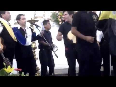 Tuna remembranza de Cuernavaca en el santuarío deT