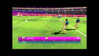 London 2012: The Official Video Game of the Olympic Games- SLOVAKIA *DAY ONE*