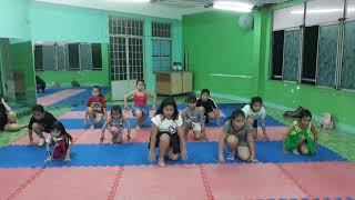 NTN Q5- Circus- Nhóm 2- Nhảy hiện đại lớp cô Nhân