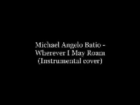 Michael Angelo Batio - Wherever I May Roam (Metallica cover)