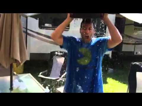 Adam's ALS Ice Bucket Challenge