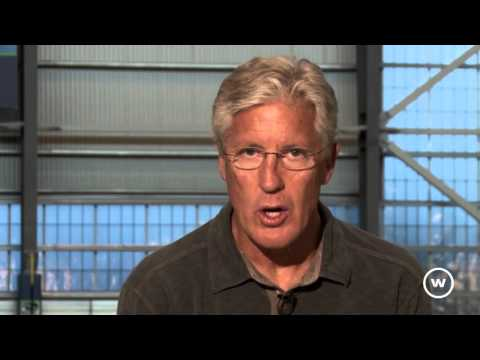 Pete Carroll on Confidence, Trust and Focus