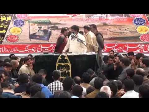 Zakir Ghulam Abbas Ratan World Famous Qaisada
