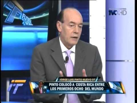 TVC  Fútbol a Fondo Análisis- Jorge Luis Pinto nuevo entrenador de la H
