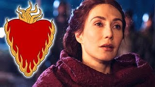 LEAKED! Melisandre's Fate In SEASON 8 (Confirmed SPOILERS) & The Fiery Hand | Game of Thrones