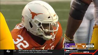 2019 - LSU Tigers vs Texas Longhorns in 40 Minutes
