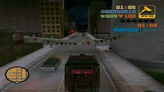 Grand Theft Auto III - GTA 3 Blow Fish [VintageGames]