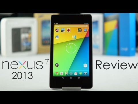 New Nexus 7 (2013 / 2nd Gen / FHD) Full Review - Cursed4Eva.com