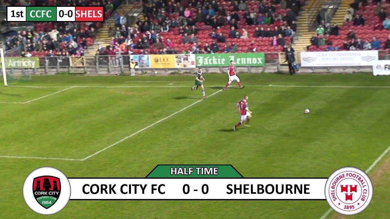 Cork City FC vs. Shelbourne 19-04-2013 - YouTube | 1920 x 1080 jpeg 189kB