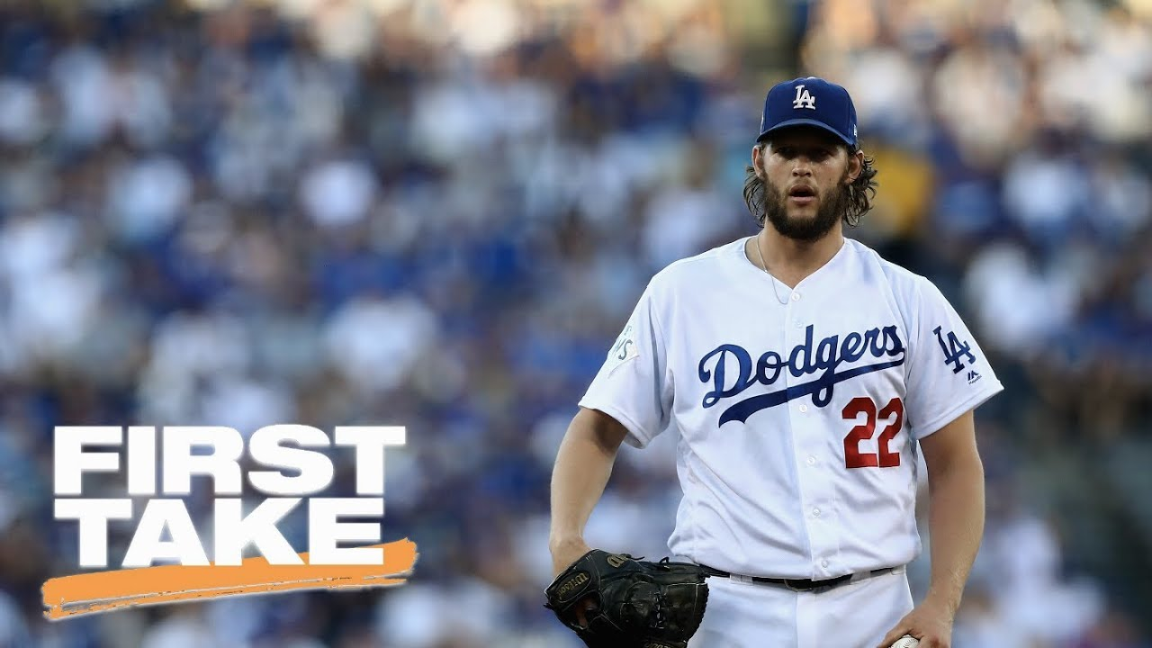 First Take reacts to Dodgers' win vs. Astros in World Series Game 1 | First Take | ESPN