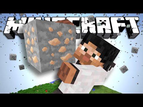 ЛЕТАЮЩИЕ РУДЫ - Minecraft (Обзор Модов)