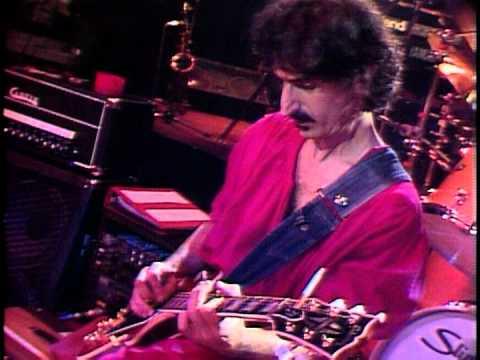Frank Zappa - Alien Orifice