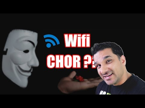 Who is stealing my WiFi? How to find out??? Hindi