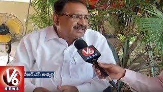 Ramagundam TRS Candidate Somavarapu Satyanarayana Face To Face | TS Assembly Polls