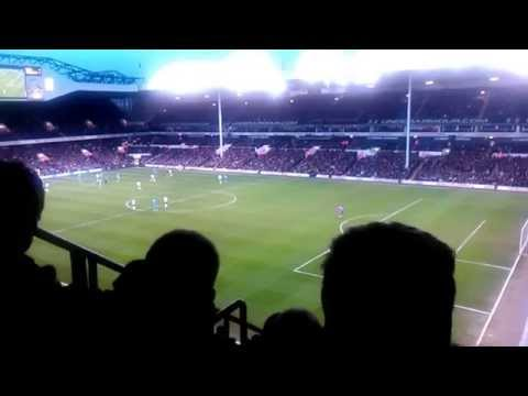 Pantilimon song | Tottenham 2-1 Sunderland away