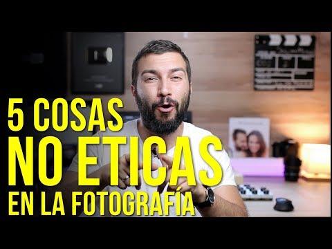 5 Cosas NO ÉTICAS En La FOTOGRAFÍA | Julian Marinov