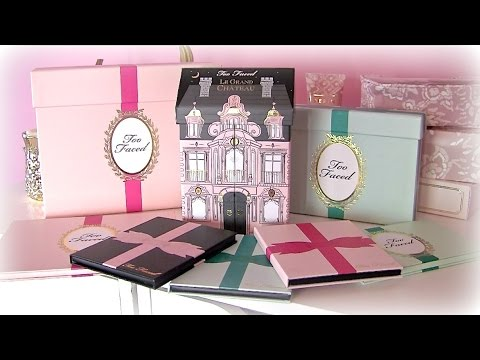Too Faced Holiday Collection Reviews - 2015