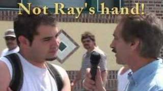 Not Ray's Hand