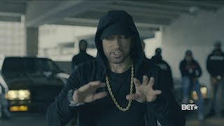Eminem Rips Donald Trump  In BET Hip Hop Awards Freestyle Cypher! news