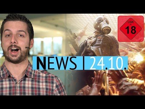 Killing Floor 2 uncut in Deutschland - Battlefield 1 bekommt Meuterei-Feature - News