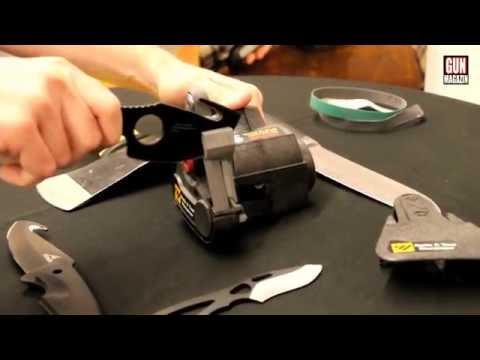 IWA 2012 - Work Sharp Tools - GUNMAGAZIN instant