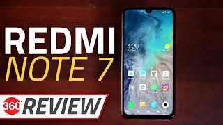 Redmi Note 7 Review | Camera, Performance, Battery, and More Tested