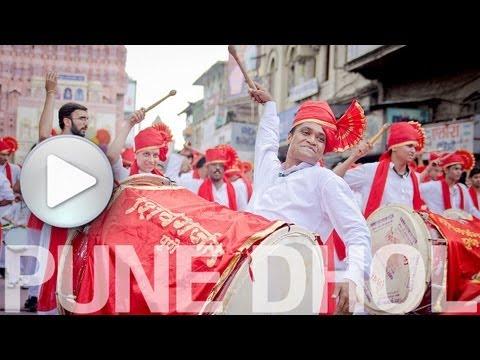 Dhol Taasha Pathak | Ganesh visarjan 2012 | Nasik Dhol