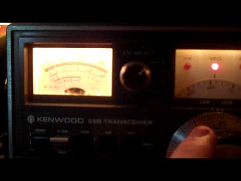 Kenwood ts-520 restored