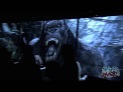 King Kong 360 3d Attraction World Premiere At The Universal Studios Hollywood Theme Park video