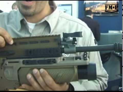 SCAR FUSIL DE ASALTO EJERCITO PERUANO / Programa # 13 FMP /ASSAULT RIFLE SCAR OF SPECIAL FORCES
