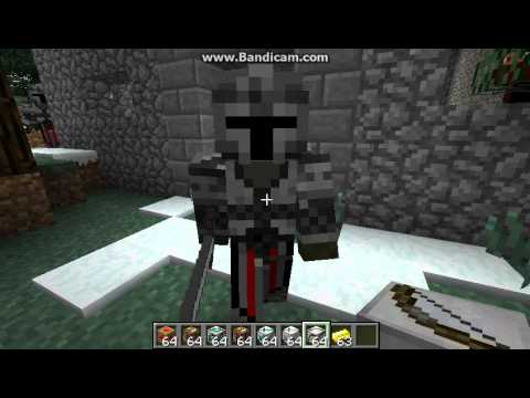 Мод Castle Of Defenders Minecraft v1.1