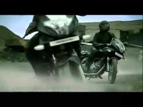 Bajaj Pulsar 220 Cc-commercial video