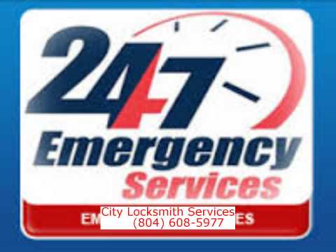 Locksmith In Richmond VA - 24/7 Emergency Locksmith Service (804) 608-5977 Call US NOW
