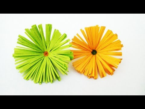 Origami Flower Instructions:Simple Origami Flower Tutorials-Origami easy to Making Paper Flower