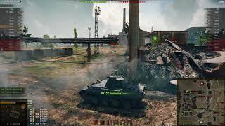 VK 30.02 (M)  - 1,306 Damage - 5 Kills
