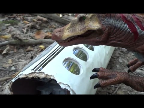 Jurassic Park 3 Toy Movie