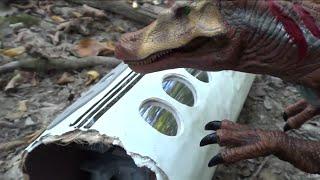 Jurassic Park 3 Toy Movie
