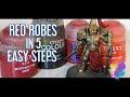 Lagu Paint Custodes Red Robes In 5 Easy Steps