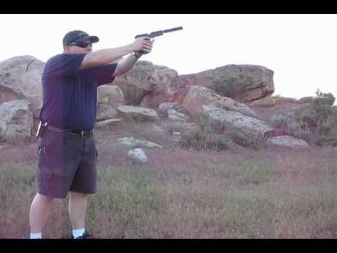 Edward Wilks - Full-auto Glock with Advantage Arms .22 Conversion Machine-gun
