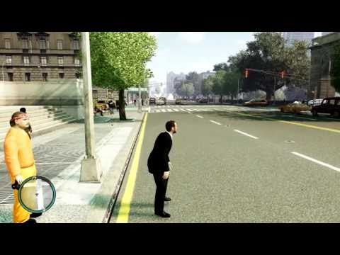 Watch [GTA 4] - 18 New Crash Tests. 18 Testów zderzeniowych. 1/2 HD