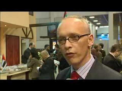 Werner Pichler, Director of Sales & Marketing, The Monarch, Dubai @ ITB Berlin 2008