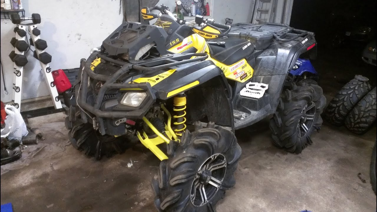 2007 can am outlander 400 service manual