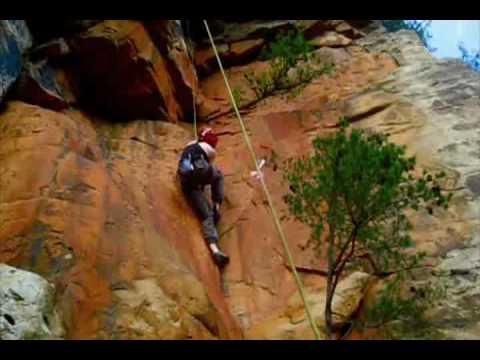 Rock Climbing @ T-Wall