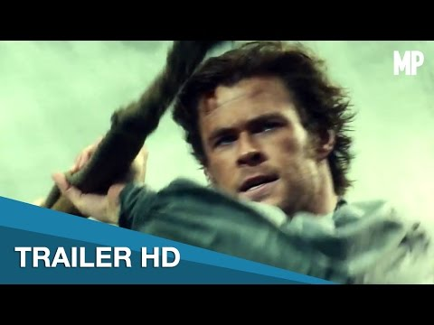 In the Heart of the Sea - Trailer | HD  | Chris Hemsworth