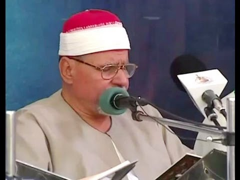 Qari Sheikh Sayyid Mutawally   Murattal   Iraq 2013 video